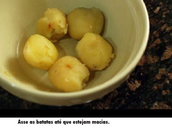 ovos batatas bolinhos