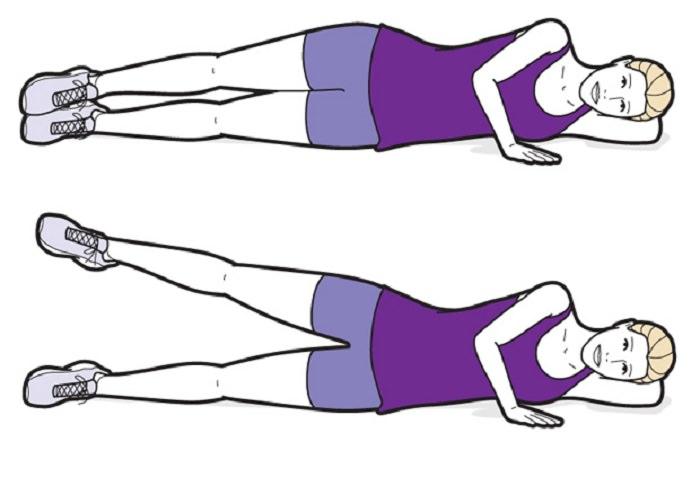 Exercício para acabar com a dor no joelho após a caminhada