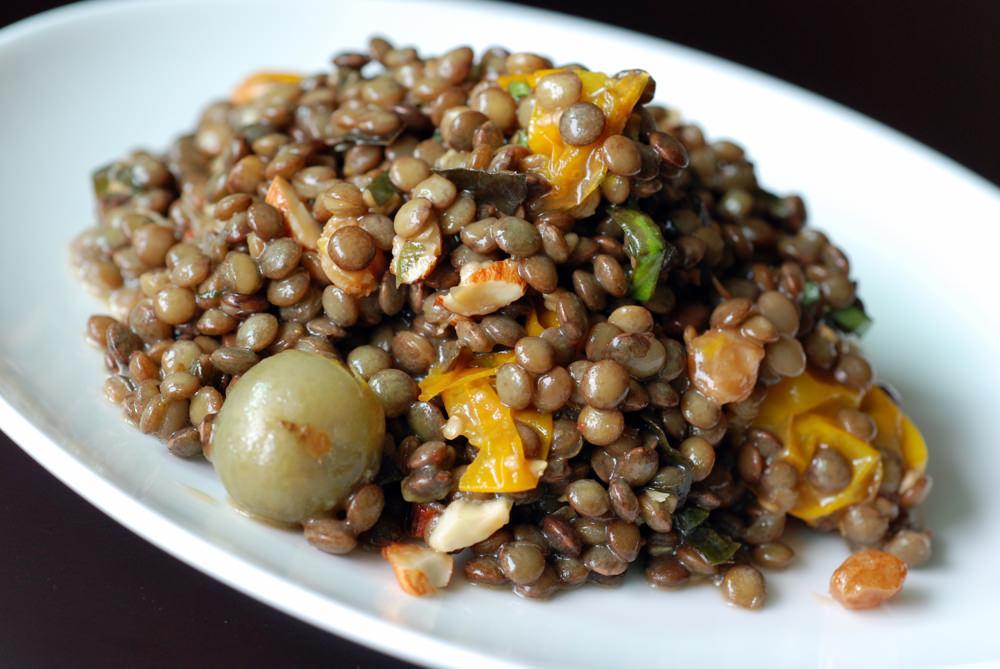 comer lentilhas no ano-novo atrai dinheiro e fartura
