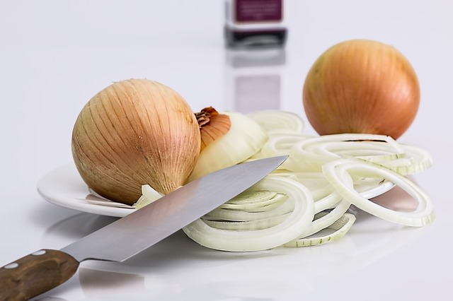 usos alternativos da cebola