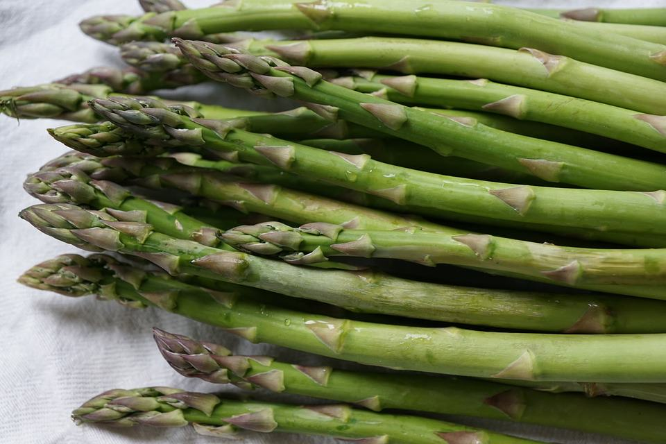 aspargo é um bom alimento para quem tem acima de 50 anos