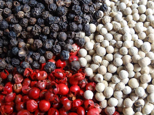 usos alternativos da pimenta-do-reino