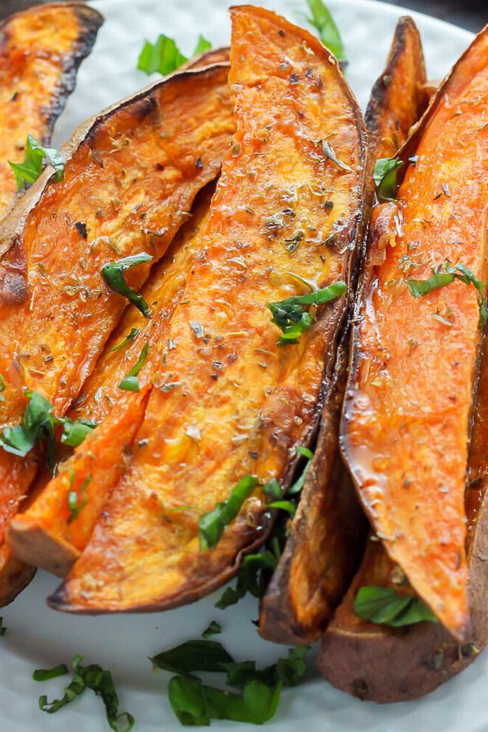 receitas com batata-doce: batata-doce em palitos