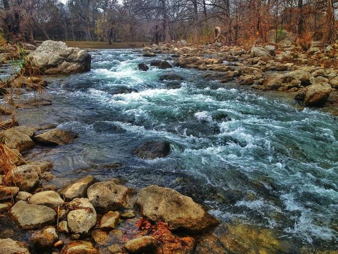 Texas, natureza