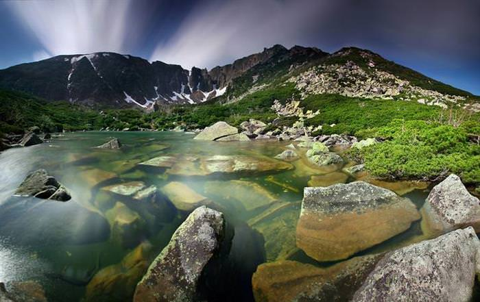 Alpes, natureza
