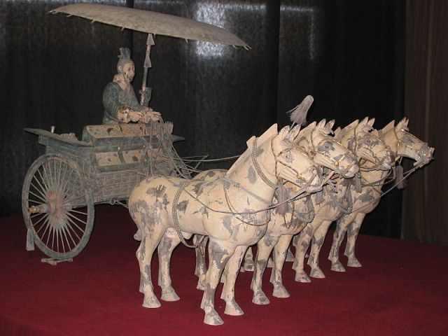 terracota, exército
