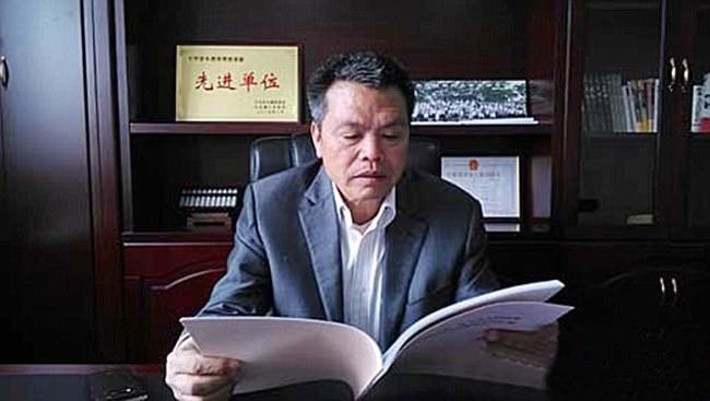 milionário chinês