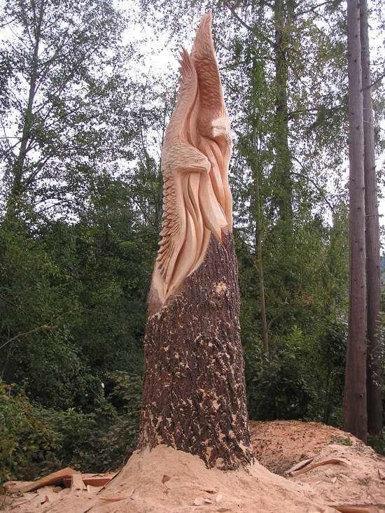 madeira, entalhe
