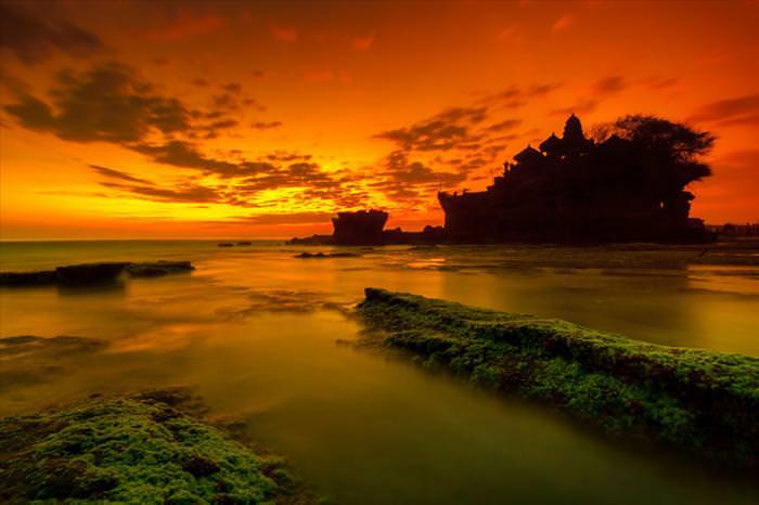 templos Bali