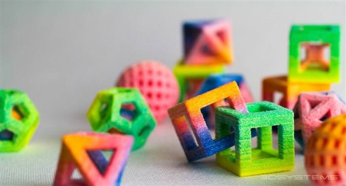 doces em 3D