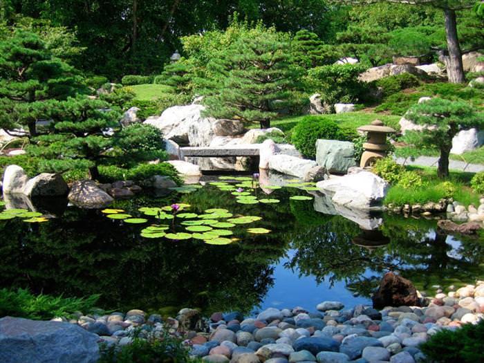 Jardim Honbo – Osaka, Japan