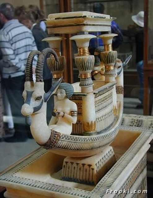 tesouro, Cairo, museu