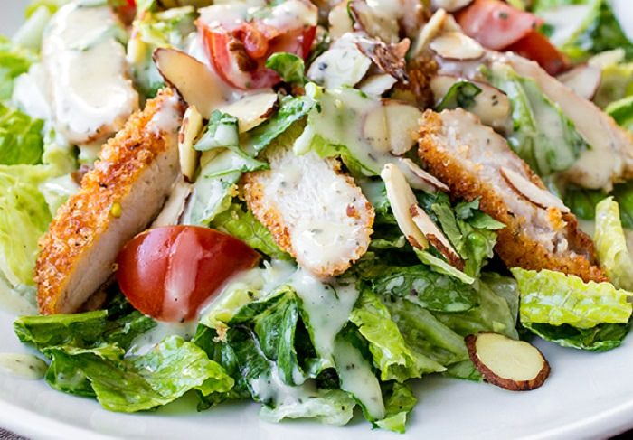 Saladas Que Melhoram a Visão