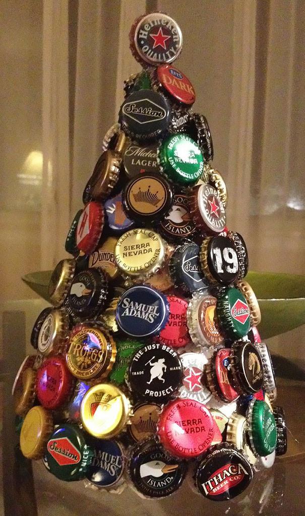 Criativas Árvores de Natal
