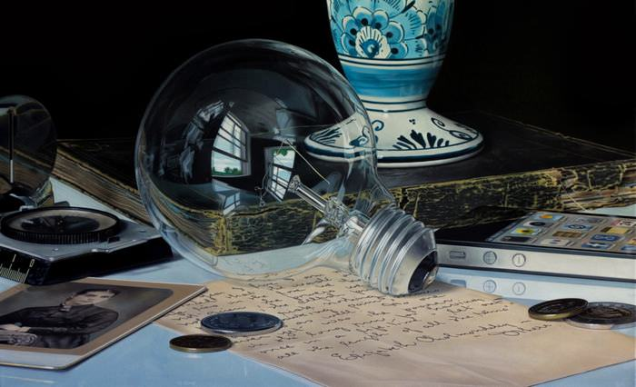 As Pinturas Ultra Realistas de Jason De Graaf