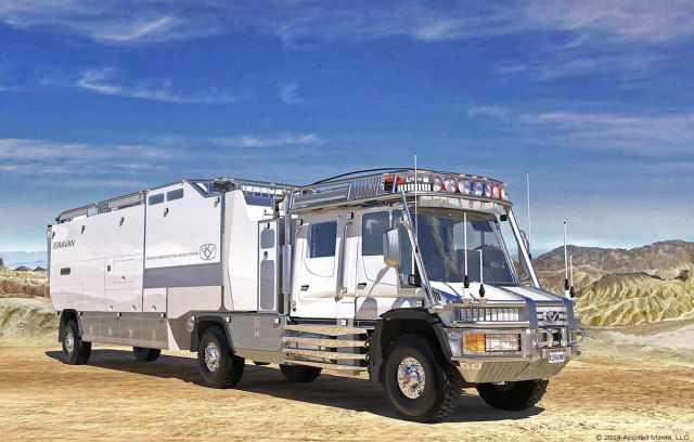 KiraVan, trailer