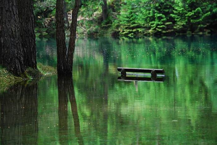 lago, Áustria