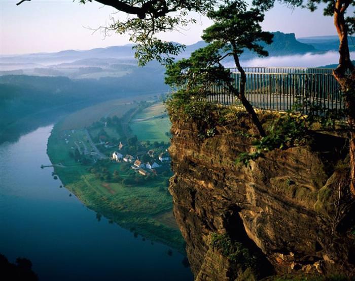 lugares, paisagens