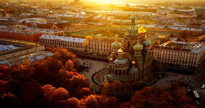 cidades, vista aérea