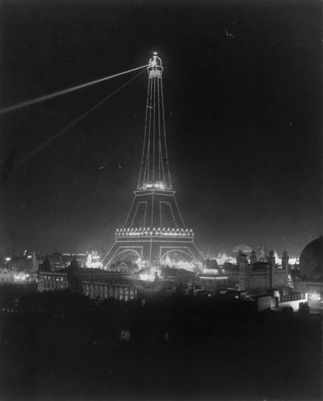 Torre Eiffel, Paris