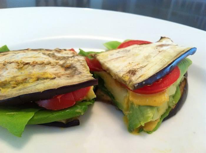 Sanduíches Sem Pão
