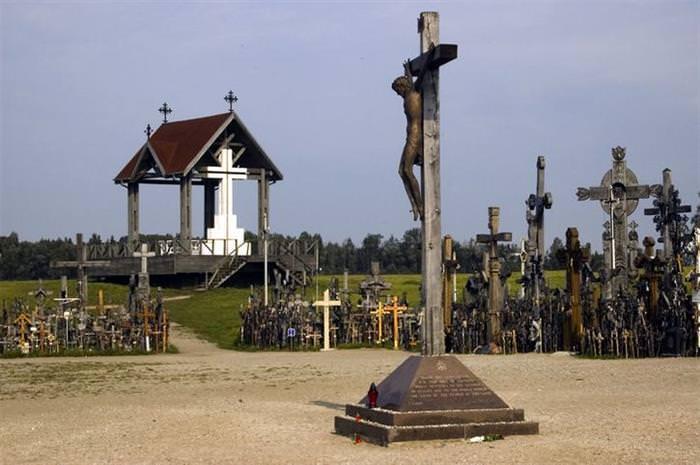 cruzes, Lituânia