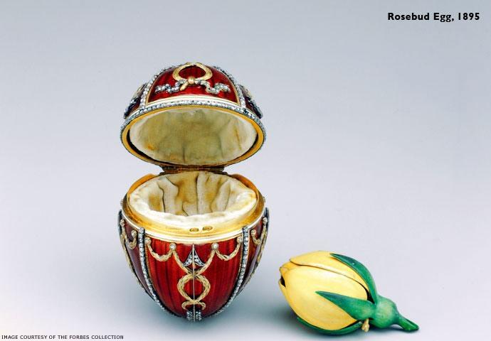 Fabergé, ovos