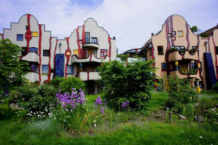 O Arquiteto das Mais Fantásticas Construções