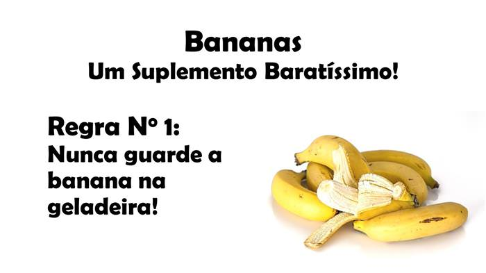 Banana: A Fruta Mais Útil do Mundo.