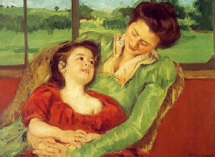 A Beleza Impressionista das Obras de Mary Cassatt