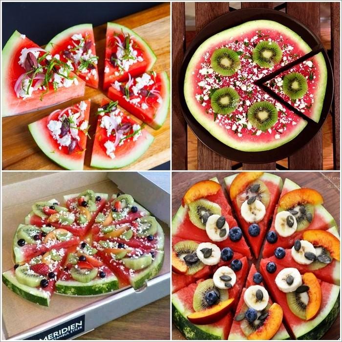 Fáceis e Impressionantes Arranjos Comestíveis