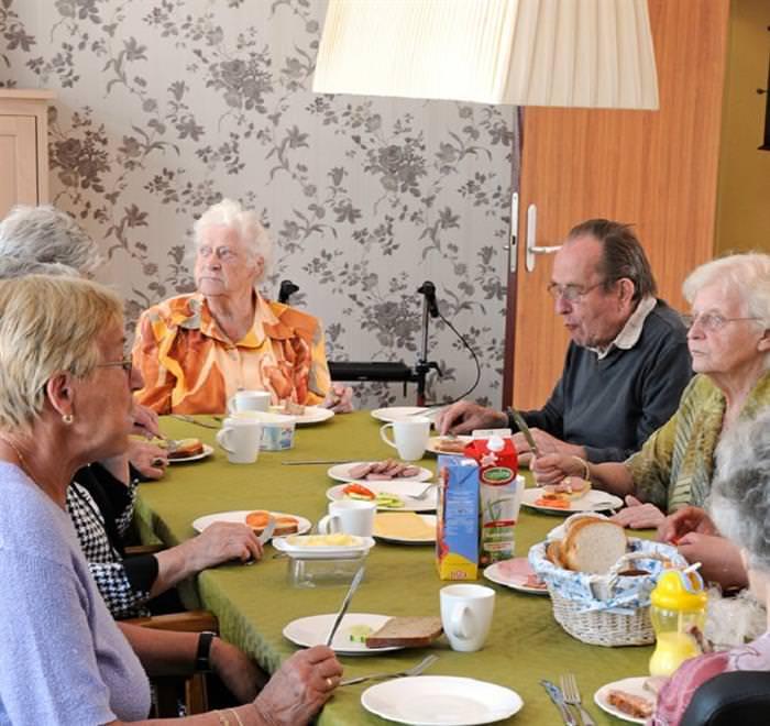 vila, demência, Alzheimer