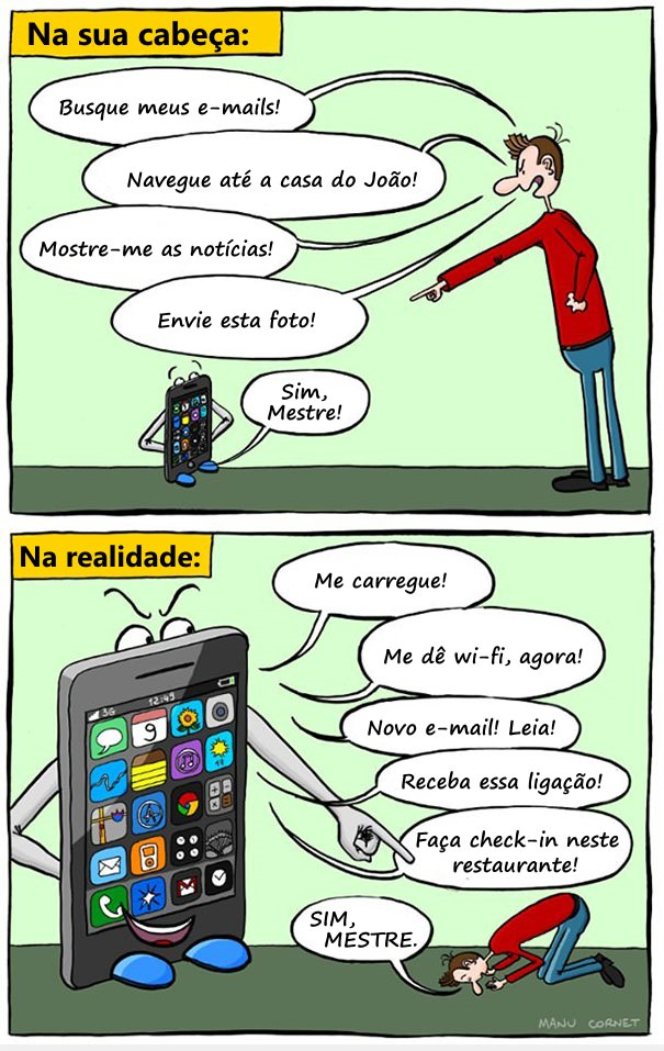 A Era do Smartphone.