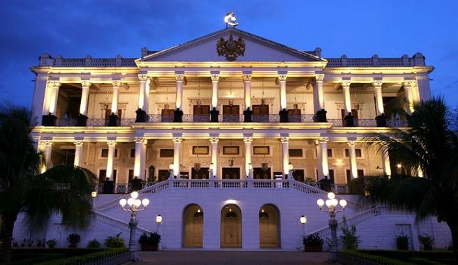Falaknuma, palácio