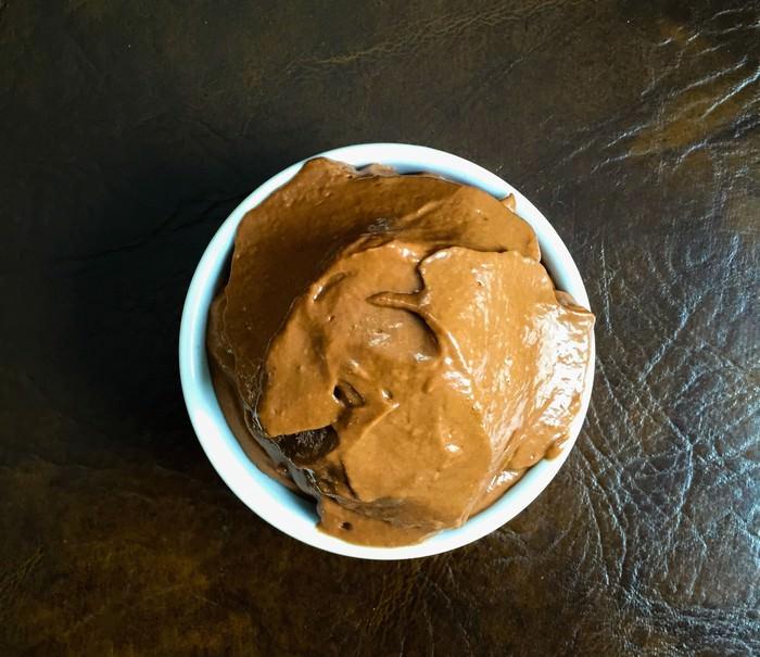 Uma Mousse de Chocolate Pra Comer SEM CULPA
