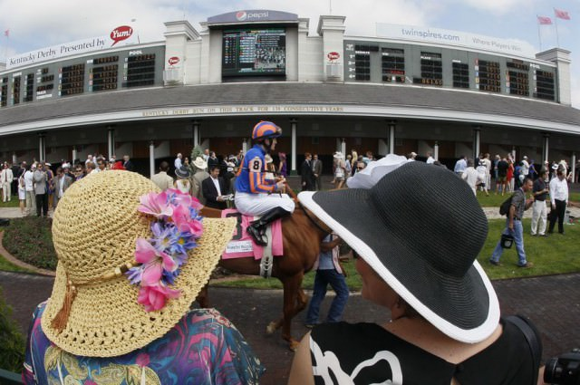 Kentucky Derby, chapéus