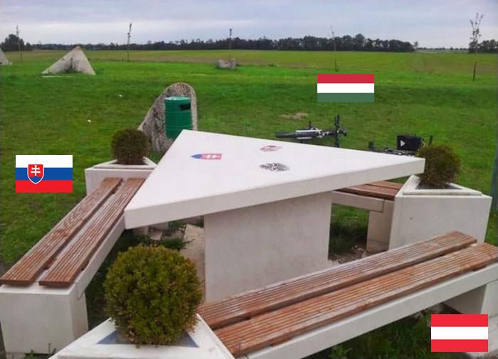 fronteiras internacionais