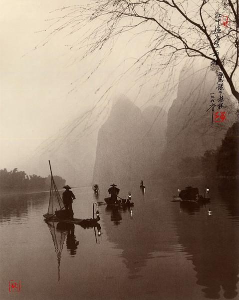 Fotos no Estilo Shan Shui