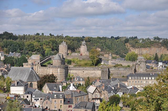 castelos, França