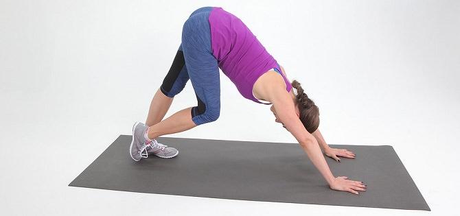 pés, exercícios