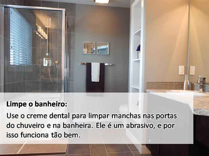 Usos Alternativos Para o Creme Dental