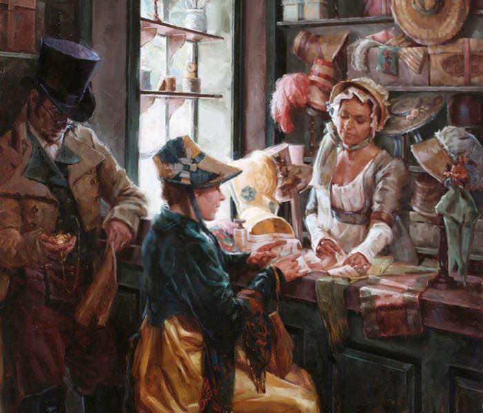 pinturas, colonial