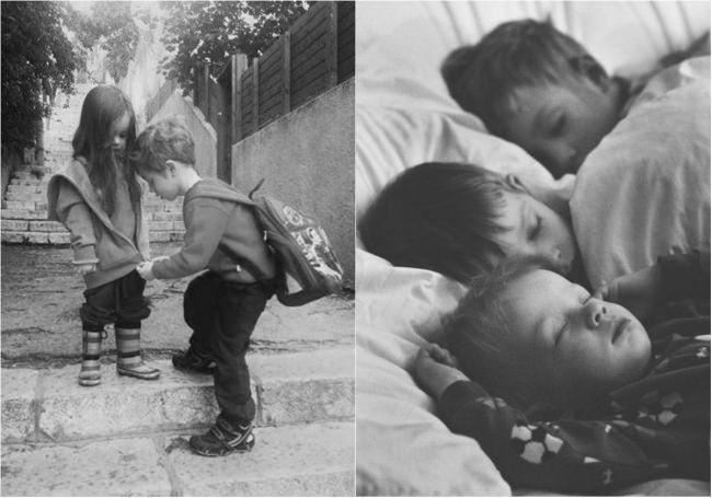Fotos maravilhosas de irmãos