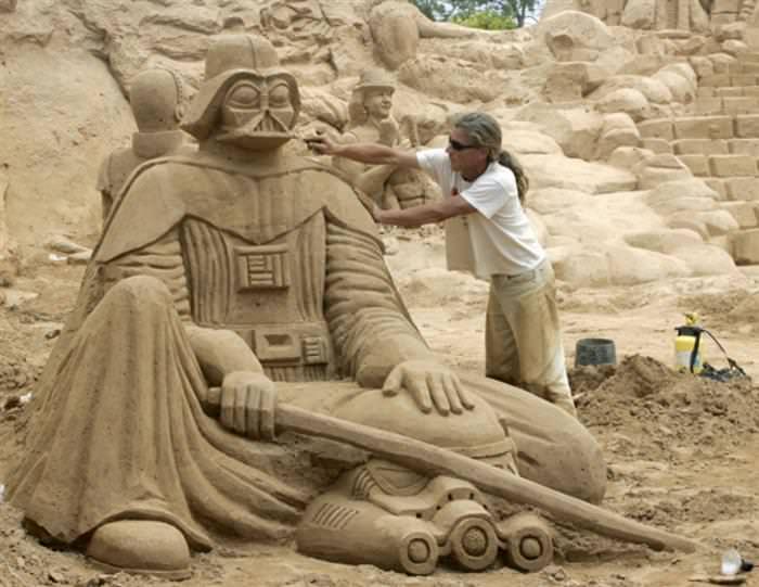 Você Não Vai Acreditar Que é Areia!