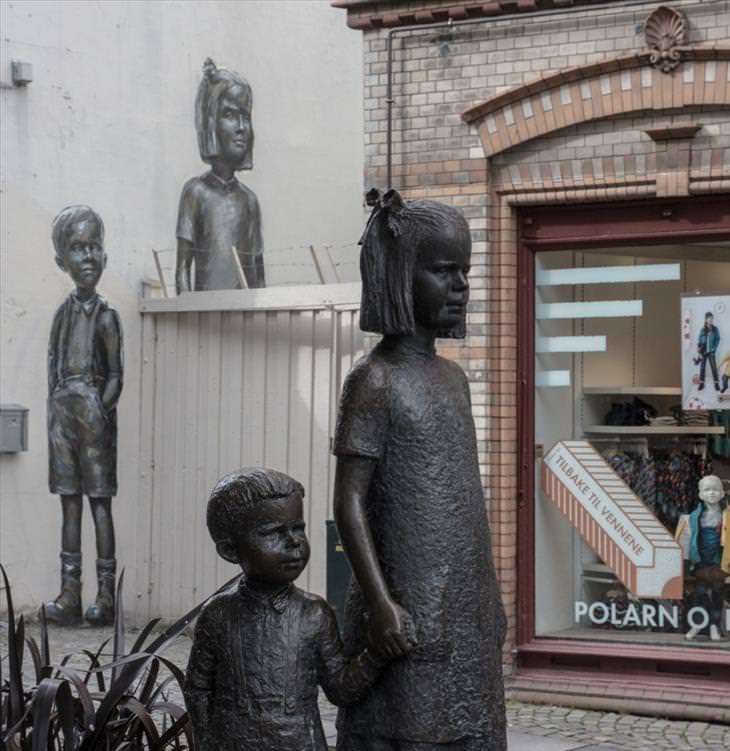 20 das mais surpreendentes artes de rua de 2015