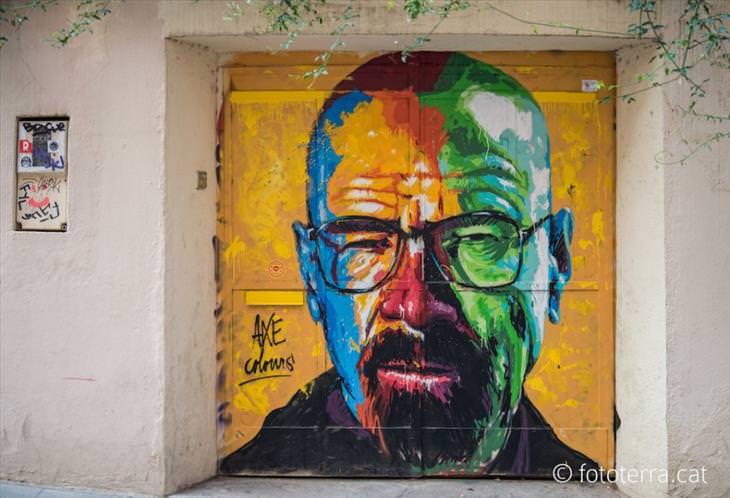 20 das mais surpreendentes artes de rua