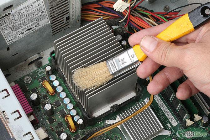 Aprenda a limpar seu computador com segurança