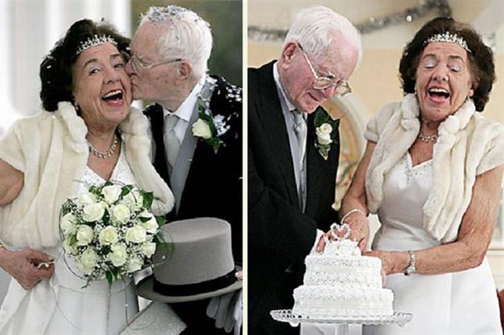 casamento de idosos