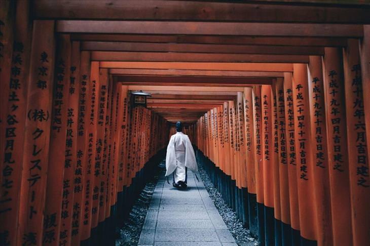 15 imagens das surpreendentes ruas do Japão