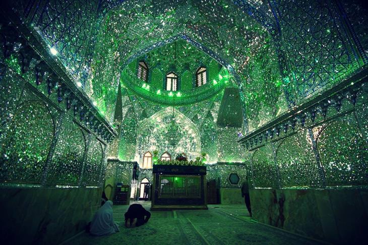 mesquita irã